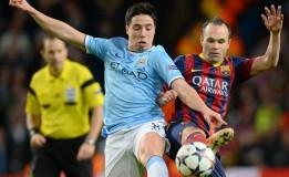 Nasri: Bayern Lebih Baik Daripada Barcelona