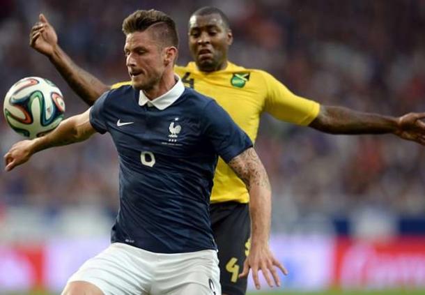 Olivier Giroud Inginkan Tim Utama Prancis