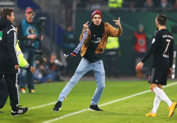 Fan Serang Franck Ribery