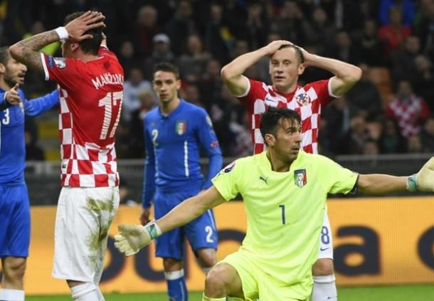 Conte: Kroasia Tampil Lebih Baik Dari Pada Italia