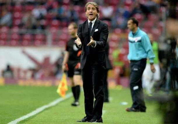 FC Internazionale Siap Di Latih Roberto Mancini Lagi