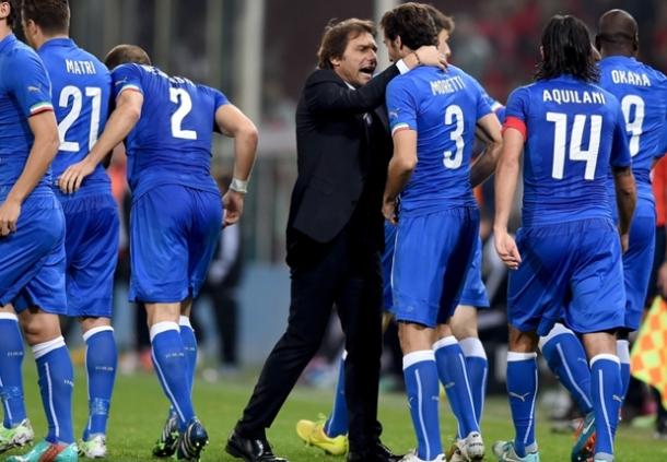 Pada Klub Serie A Antonio Conte Murka