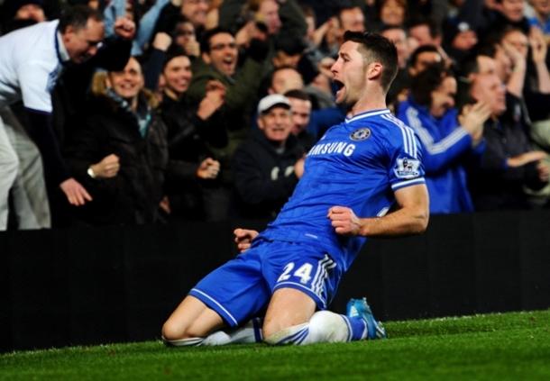 Gary Cahill Hengkang Dari Chelsea