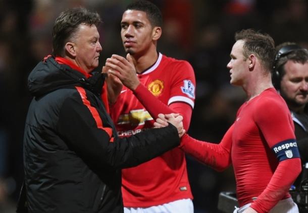 Louis Van Gaal: Wayne Rooney Siap Dimainkan Di Anfield