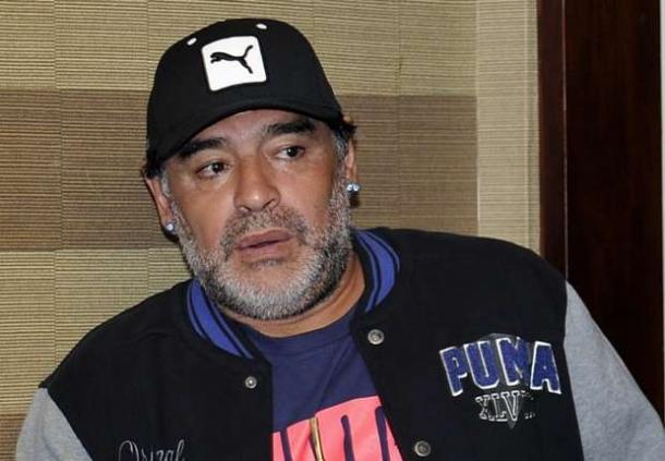 Diego Maradona: Louis Van Gaal Layaknya Setan