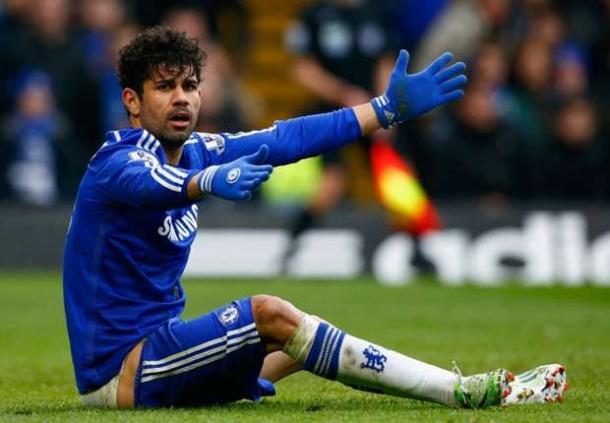 Jose Mourinho Belum Dapat Memastikan Kondisi Diego Costa