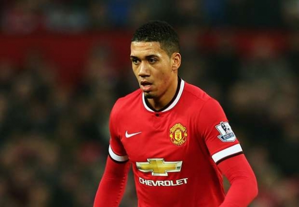Chris Smalling Menjadi Kapten Manchester United