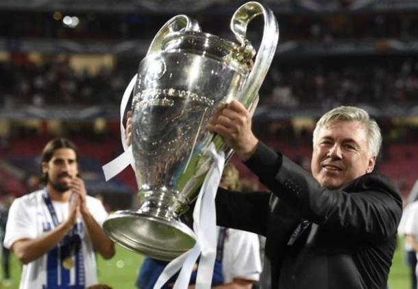 Frank Lampard Memuji Carlo Ancelotti