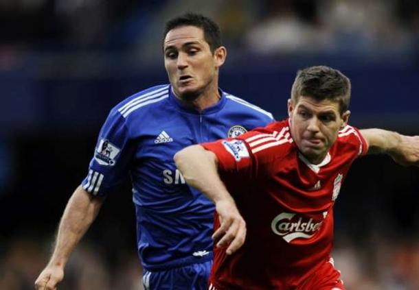 LA Galaxy Ingin Rekrut Frank Lampard Sebelum Boyong Steven Gerrard