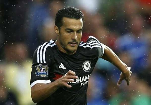 Mourinho: Chelsea Akan Turunkan Pedro