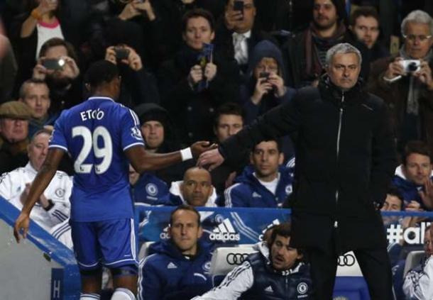 Eto'o Yakin Akan Kinerja Mourinho