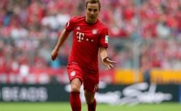 Mario Gotze Bahagia Dengan Munich