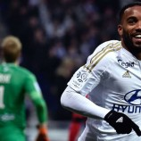 Lyon Relakan Lacazette Main Di Premier League