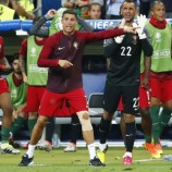 Aksi Ronaldo Bakar Semangat Tim Seleccao Di Babak Final Euro 2016