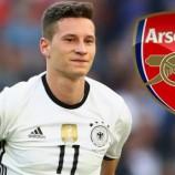 Julian Draxler Lebih Memilih Arsenal Ketimbang Juve