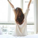 Bangun Pagi Dapat Membuat Hati Bahagia