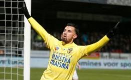 Lilipaly Kembali Cetak Gol Indah Ke Gawang Eindhoven