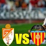 Prediksi Bola Terbaik Granada vs Valencia 9 April 2017