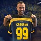 Cassano Batalkan Untuk Gantung Sepatu
