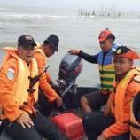 Akibat Derasnya Air Sungai,Seorang Remaja Hilang Terseret Arus