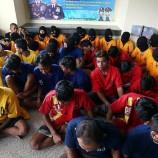 667 Preman Di Amankan Polda Metro Jaya