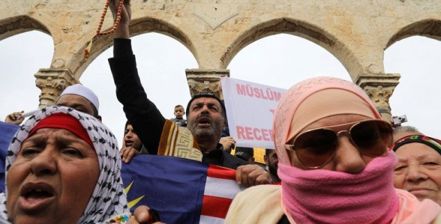 Liga Arab Berani Tolak Kebijakan AS