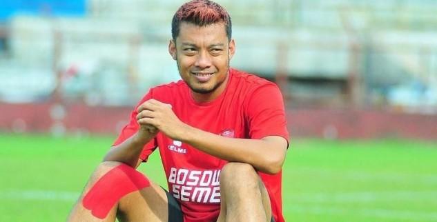 Hamka Menolak Udah Jadi Pemain Madura United