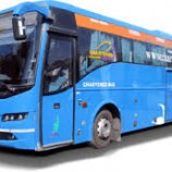 Bus Rakitan Indonesia Tembus Pasaran Internasional