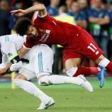 Ramos Di Duga Sengaja Melukai Mohamed Salah Saat Final Champions