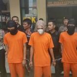 3 Pemuda Curi Motor Saat Tengah Ditinggal Shalat Tarawih