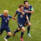 Kalahkan Kolombia, Jepang Cetak Sejarah Di Piala Dunia