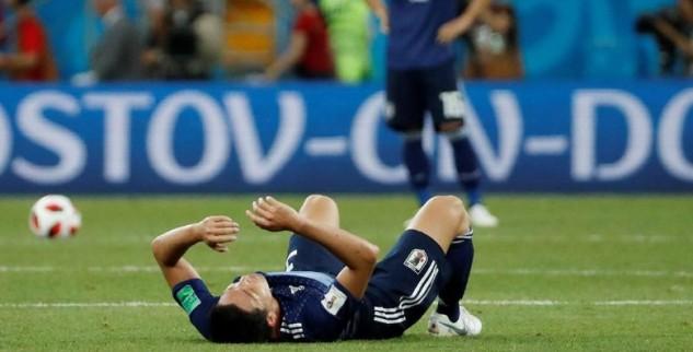Jepang Buat Dua Gol Bersejarah