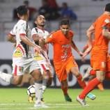 Borneo FC Menang Tipis Atas Mitra Kukar