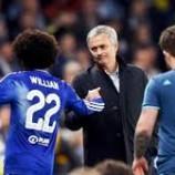 Willian: Mourinho Ingin Bawa Saya ke MU
