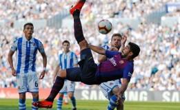 Barcelona Berhasil Tundukan Real Sociedad