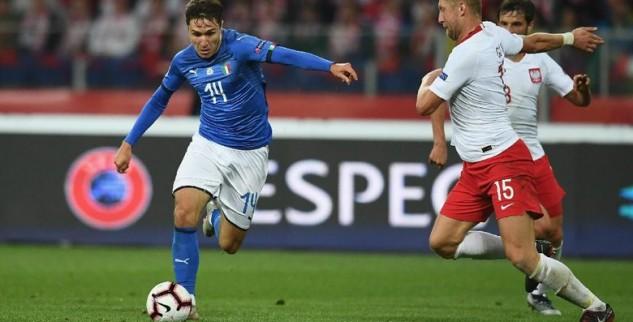 Italia Langsung Menyerang Di Menit Pertama