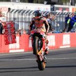 Biaggi: Marc Marquez Memang Layak Pasang Simbol Semut di MotoGP