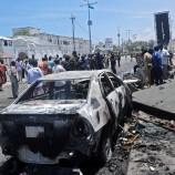 6 Orang Tewas Akibat Bom Mobil Bunuh Diri di Ibu Kota Somalia