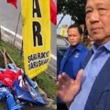 Susilo Bambang Yudhoyono Kembali Tampil Di Muka Umum Menjadi Korban Pihak Yang Terzalimi