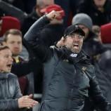 Juergen Klopp Berkata WOW Selesai Tim Lolos 16 Besar Liga Champions