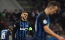 Mauro Icardi Gagal Loloskan Inter Milan Ke-16 Besar Liga Champions