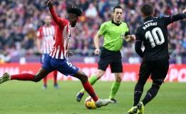Hasil Laga Atletico vs Levante di Lanjutan Liga Spanyol: Skor 1-0