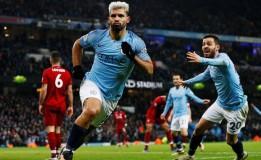 Hasil Liga Inggris: Manchester City Menang 2-1 atas Liverpool