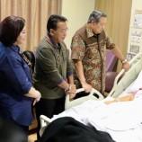 Istri Presiden Ke-6 RI Susilo Bambang Yudhoyono (SBY) Masih Terbaring Kanker Darah Di National