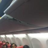 Peristiwa Horor Naik Pesawat Lion Air Kalajengking Merayap Di Kabin Pesawat