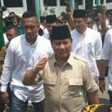 Gagasan Calon Presiden Prabowo Subianto Melakukan Salat Jumat Di Bicarakan Semenjak Kamis