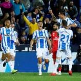 Real Madrid Susah Payah Menguber Hasil Imbang Saat Lawan Leganes