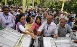 Menyesal Salah Pilih Partai Dalam Pemilu, Pria India Rela Potong Jari Sendiri