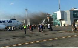 Konter Check In Lion Air Di Bandara Ngurah Rai Mengalami Perpindahan Sementara