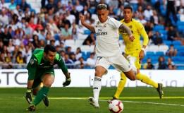 Real Madrid Kalahkan Villarreal 3-2 Berkat Dua Gol Mariano di Lanjutan Liga Spanyol